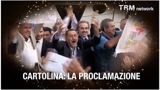 La proclamazione - Matera Capitale Europea della Cultura nel 2019