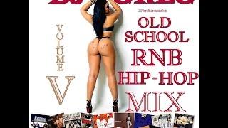 ✅  OLD SCHOOL RNB HIP-HOP MIX 90's  VOL.5