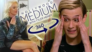 Hollywood Medium Connects Me With My Late Mom (360 VR) | Gigi Gorgeous