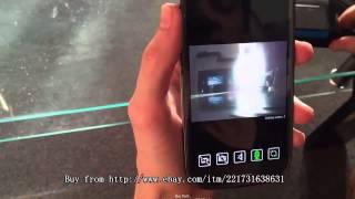 Spy Camera, 720P Wireless WiFi HD Spy Alarm Clock Hidden Camera DVR Camcorder