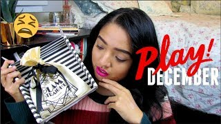 PLAY! BY SEPHORA DECEMBER 2017 | Try-On Style Unboxing