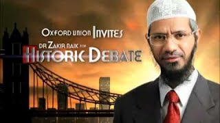 Dr Zakir naik give great answer to oxford university student new latest 1st june 2017