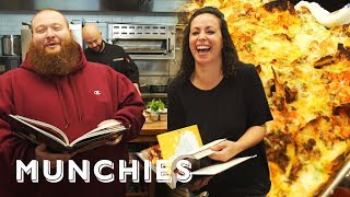 How-To Cook Action Bronson