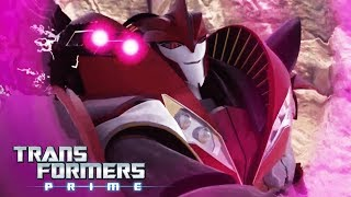 Transformers Prime Season 2 - 'Who Knew Soundwaves Could Be Such a Knock Out?' Official Clip
