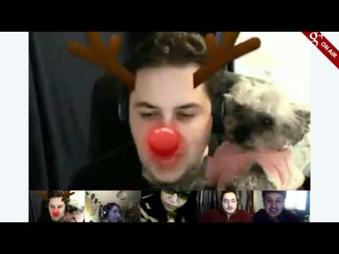 Matthew Rappaport and the Google Hangouts ON AIR debut of Mini with a side of Chris Pirillo
