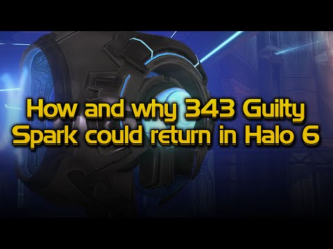 How 343 Guilty Spark survived Halo 3 AND may be in Halo 6