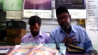 Tamil Islam Convert Christian Pastor முன்னால் பாஸ்டர் கிருஸ்துராஜ் (என்ற) M.C.முஹம்மது
