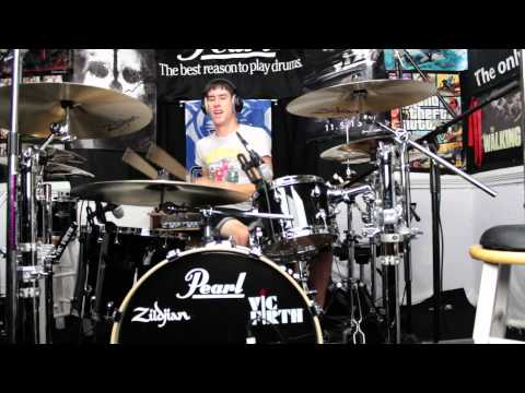 ACDC - T.N.T. - Drum Cover