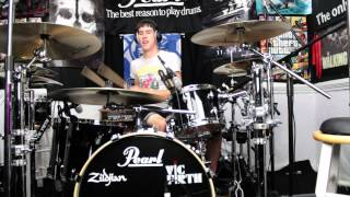 AC/DC - T.N.T. - Drum Cover