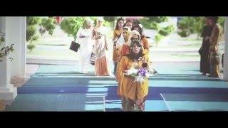 Hafiz + Diyana Solemnization & Reception by CST Breed