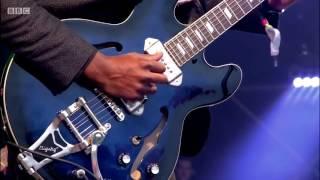 "Gary Clark Jr. ""- Next Door Neighbor Blues -"" At Glastonbury 2016 [Full HD]"