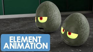 The Crack! - ZOMBIE EGGS!