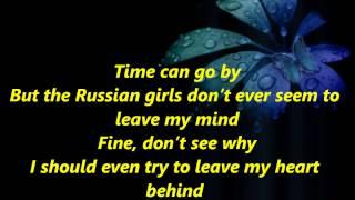 Eddy Huntington - U S S R [Lyrics]