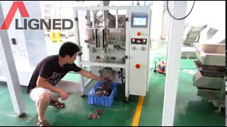 DXDV-420 BEANS PACKING MACHINE