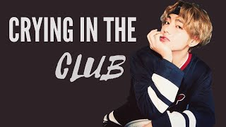 (BTS) V - CRYING IN THE CLUB
