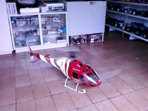 Helicóptero Controle Remoto Motor Elétrico