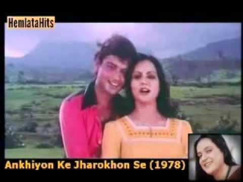 Hemlata - Ankhiyon Ke Jharokhon Se (Happy)  Part 1
