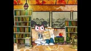 'Qisa aik Kitab ka' an Alif Laila Book Bus Project (2006)