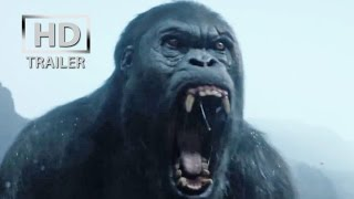 The Legend of Tarzan | official trailer #2 US (2016) Margot Robbie