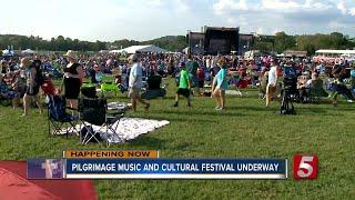 Pilgrimage Festival Hits Franklin