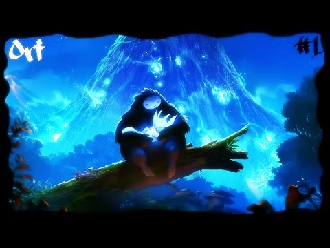 THIS GAME IS BEAUTIFUL!!! | Ori And The Blind Forest Let's Play | #1