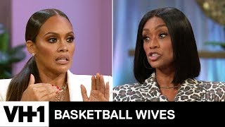 Tami Challenges Evelyn to Go Outside   Basketball Wives