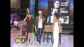 Angelica and Jodi acts memes in GGV