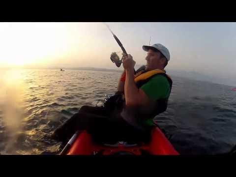 Sama 6 3kg desde kayak