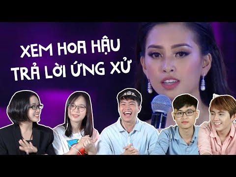 Xxx Mp4 Schannel REACTION Rơi Mất Não Với Loạt Câu Hỏi Hoa Hậu Việt Nam 2018 3gp Sex