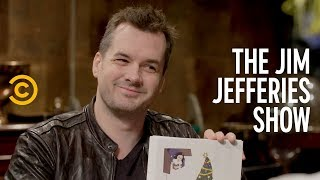 """Examining Holland's Extremely Racist Christmas Character, """"Black Pete"""" - The Jim Jefferies Show"""