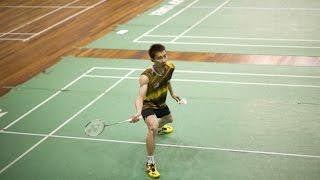 lee chong wei: training to win
