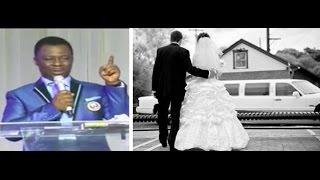 Deliverance Prayers to Crush Marital Delay (Spinsters & Bachelors)- Dr. D.K. Olukoya
