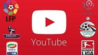 مشاهدة مباريات اليوم بث مباشر بجودة عالية على اليوتيوب