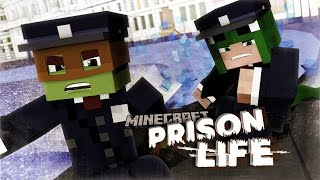Minecraft Movie - PRISON LIFE - THE GREAT ESCAPE FROM PRISON