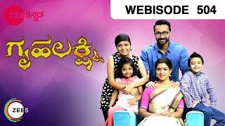 Gruhalakshmi - Episode 504  - January 19, 2017 - Webisode