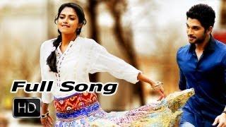 Iddarammayilatho Movie   Run Run DSP Mix Full Song   Allu Arjun Amala Paul