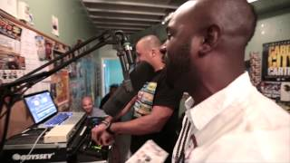 VLOG 10 Preview: Mixx 96 Station Visit x Freestyle