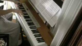 Pirates of the Caribbean Piano (Part 1/2)