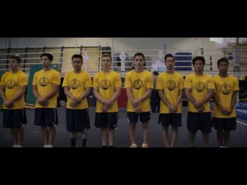 Cal Men's Gymnastics 2013-2014 Promo Video