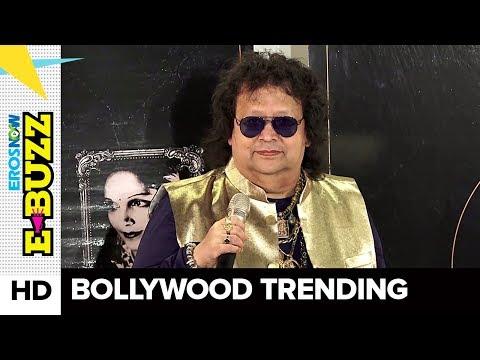 Bappi Da Singing Live!   Bollywood News   ErosNow eBuzz