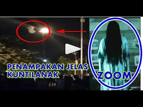 MENYERAMKAN !!! Video Jelas Penampakan Kuntilanak Terbang  BIKIN Merinding Bulo ROMAKU