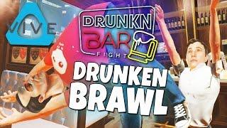 Drunkn Bar Fight - Gameplay