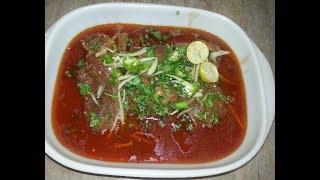 Nihari Recipe by hamida dehlvi