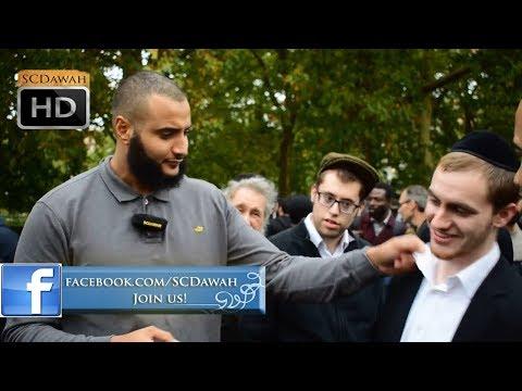Xxx Mp4 Jewish Police Mohammed Hijab Vs Jewish Visitors Speakers Corner Hyde Park 3gp Sex