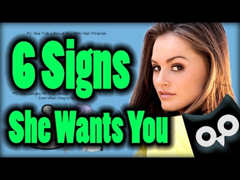 6 Signs She Likes You How To Tell If A Girl Likes You