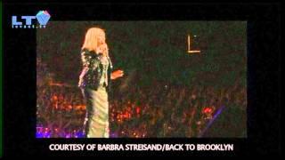 Barbra Streisand performs her first-ever Brooklyn, New York concert