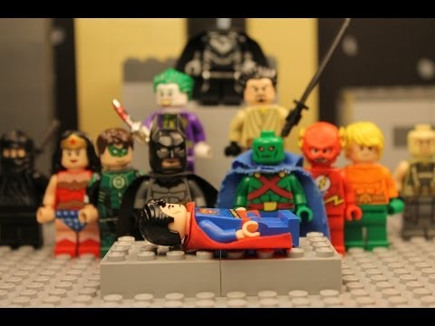 LEGO Justice League Requiem Part 1