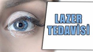 Lazer Tedavisi Uygulaması - Uzm. Dr. Kemal Çetinbahadır