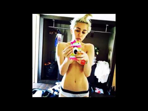 Miley Cyrus s Most Naked Pictures