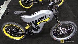 2017 Greyp G12S Electric Bike - Walkaround - 2016 Interbike Las Vegas